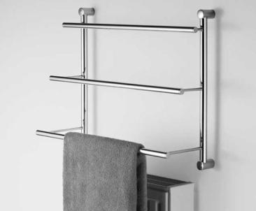 54. Giese 3-Sprossen-Handtuchhalter
