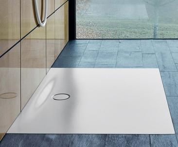 Bette Bodengleiche Duschtasse Side Floor in weiß